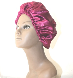 Satin Bonnet Natural Hair Shop
