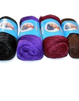 Brazilian wool hair