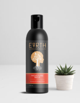 Earth Moisture Rich Shampoo 250ml