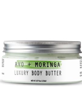 Avo Moringa Body Butter